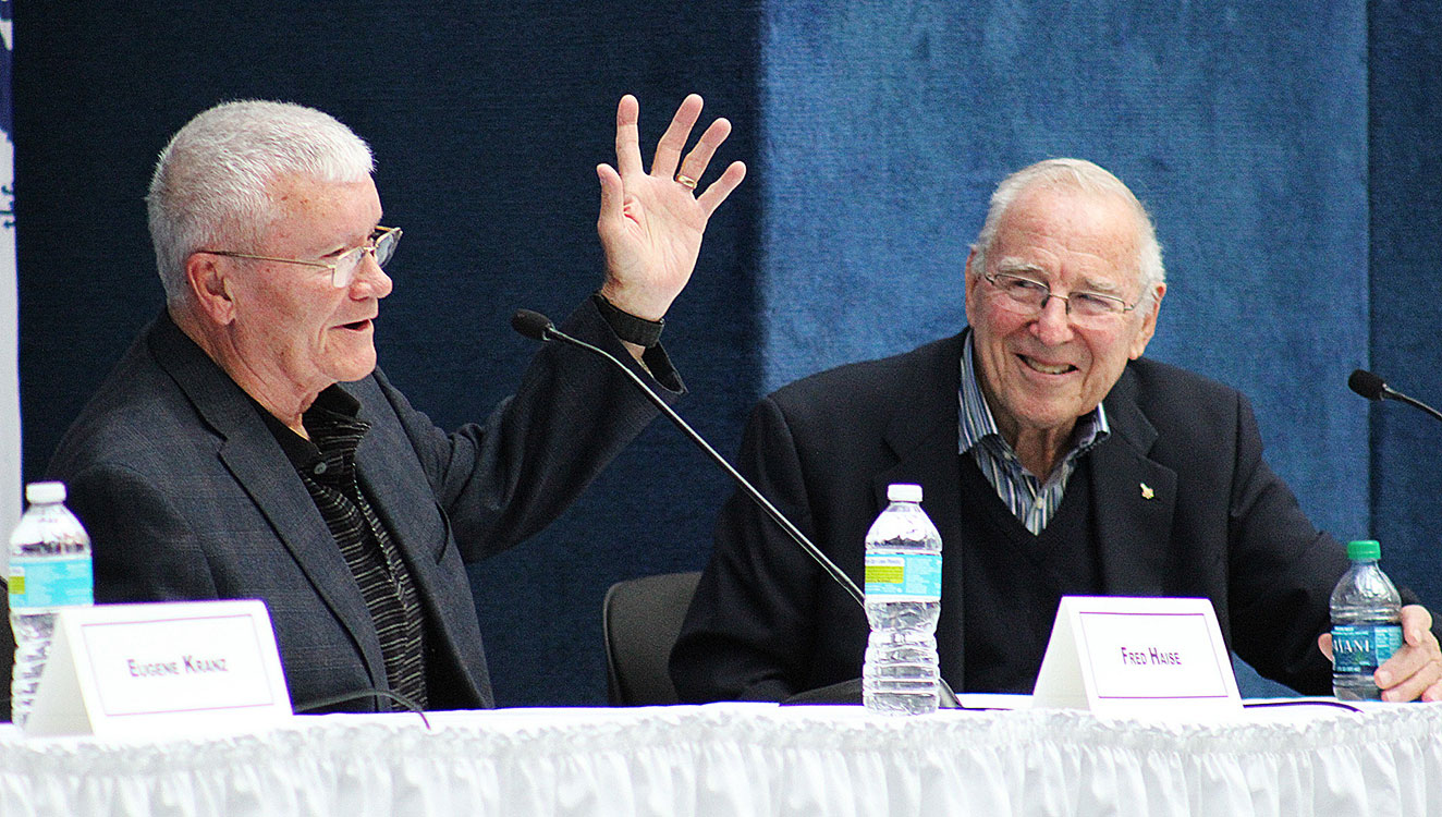Fred Haise and Jim Lovell