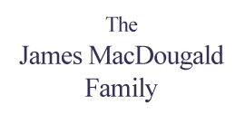 The James MacDougald Family