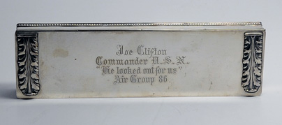 clifton silver box