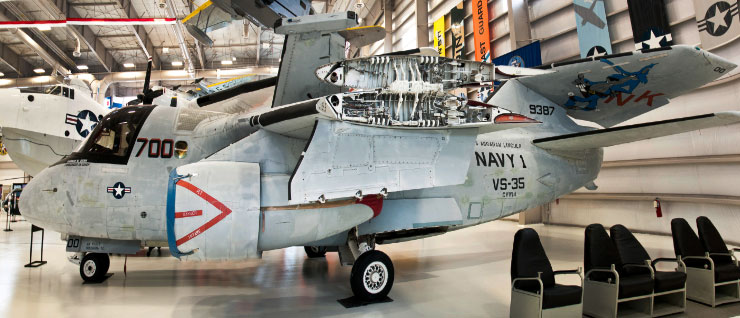 S 3b Viking Quot Navy One Quot National Naval Aviation Museum